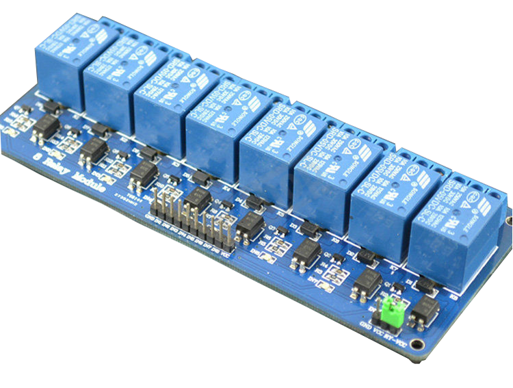 4-Channel 5V Relay Module for Arduino PIC ARM AVR