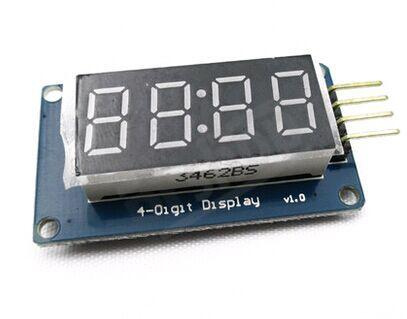 7 Segment Display on Arduino - Instructables