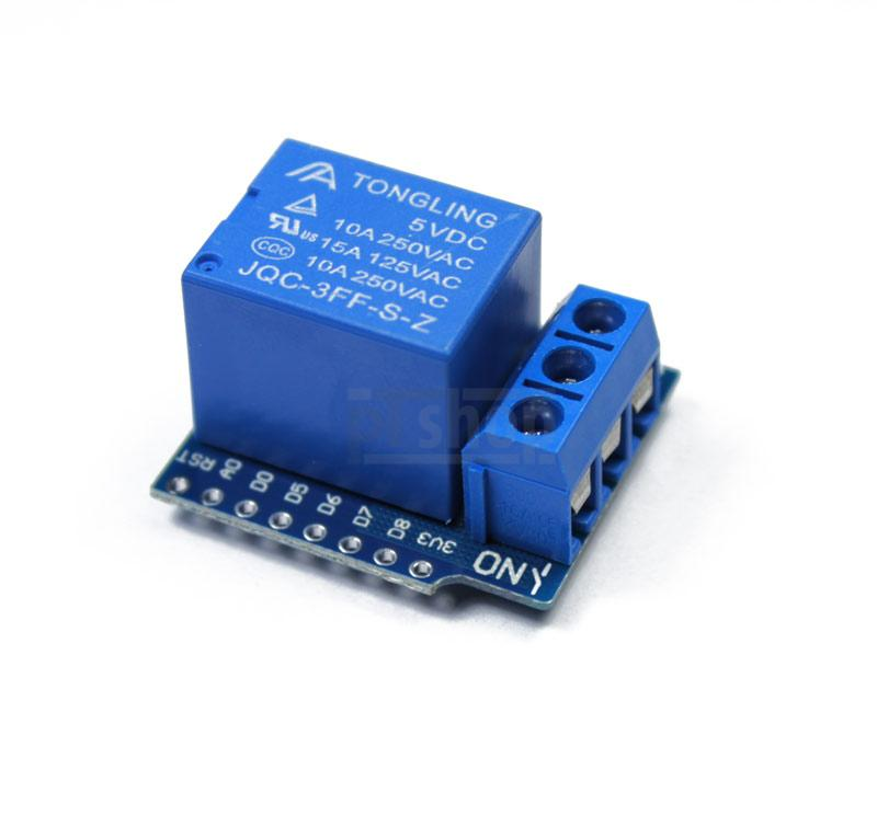 Relay shield pro Wemos D1 mini