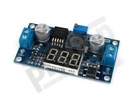 DC-DC StepDown LM2596 2A - display