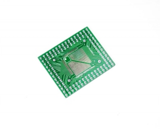 Adapter board TQFP32-64(100) na DIP